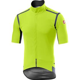 Castelli Gabba RoS Giacca in jersey Uomo, giallo